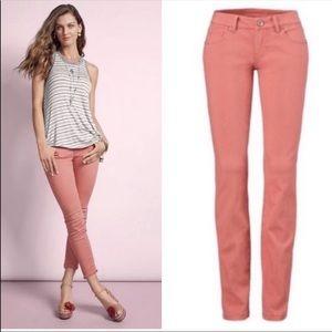CAbi Skinny Jeans in Blush